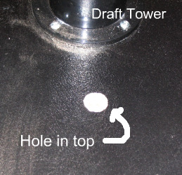Beer Drip Tray Install